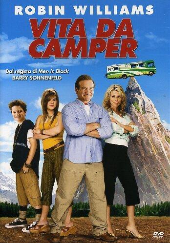 """""""Vita da camper"""", la vacanza on the road di Robin Williams"""