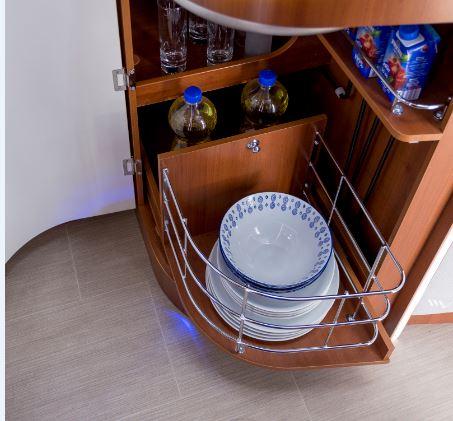 armadio sotto cucina
