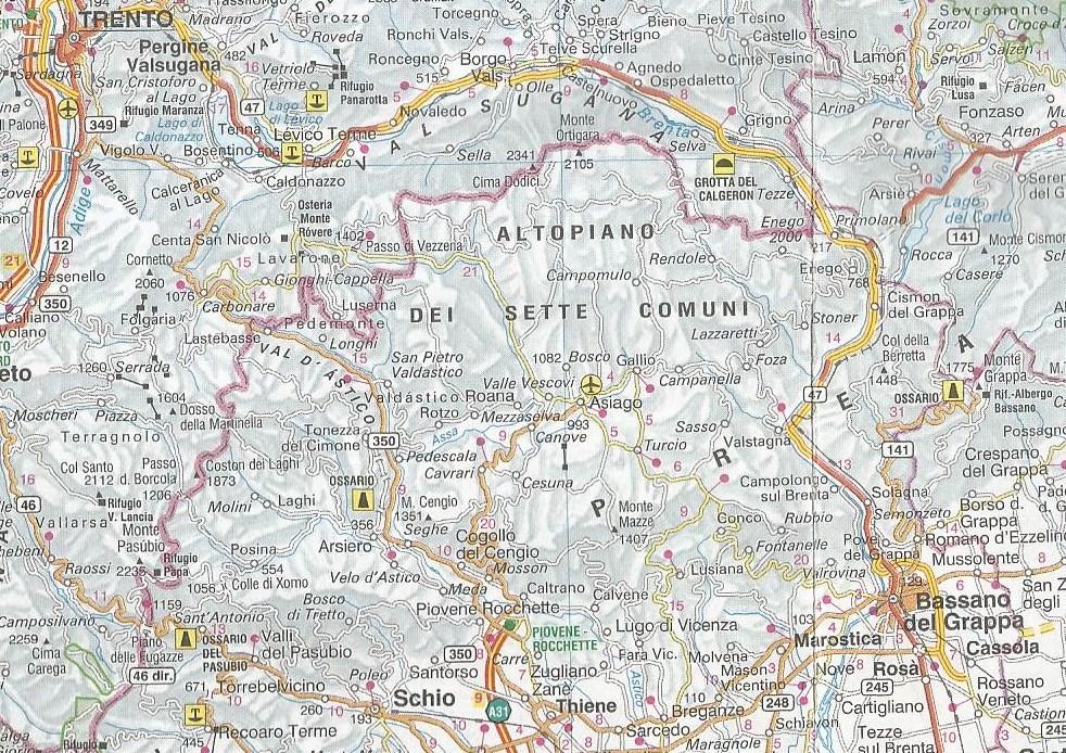 Il camperista_viaggio Trentino