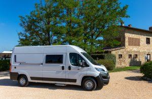 Roller Team Van Livingstone per le vacanze