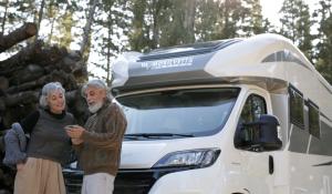 Mobilvetta vacanze di coppia in camper